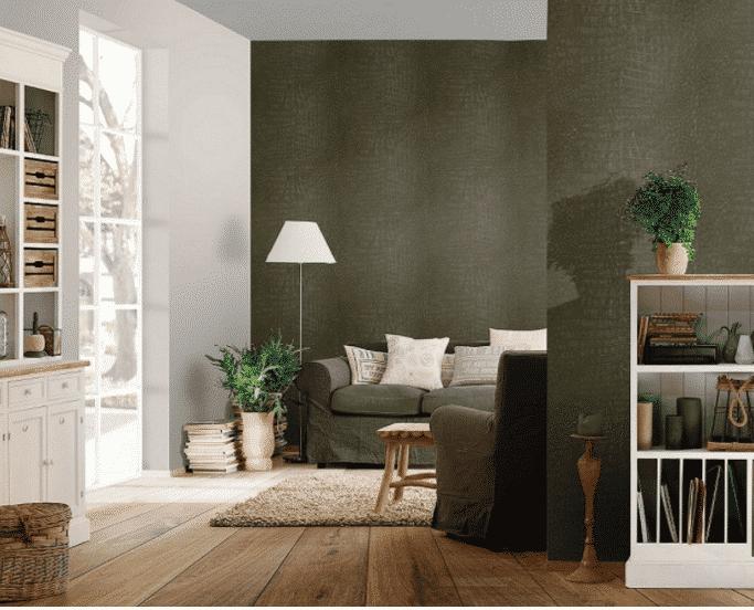 Consejos para decorar con papel pintado para paredes blog decoraci n - Papeles pintados gaulan ...