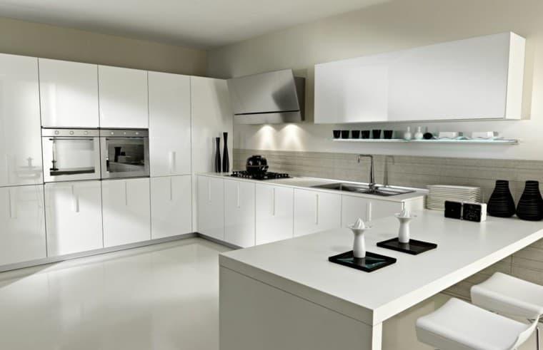 Reforma de cocinas minimalistas