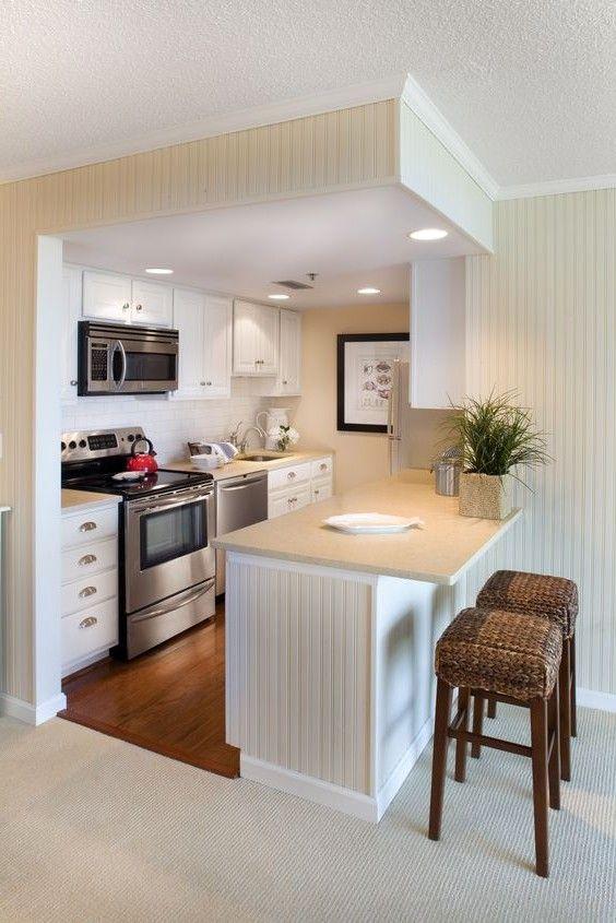 Sacar el máximo partido a una cocina pequeña proyectos-de-decpracion Blog Decoracion