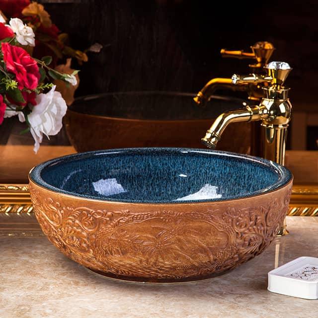Los lavabos más originales para tu baño decorar-banos Blog Decoracion