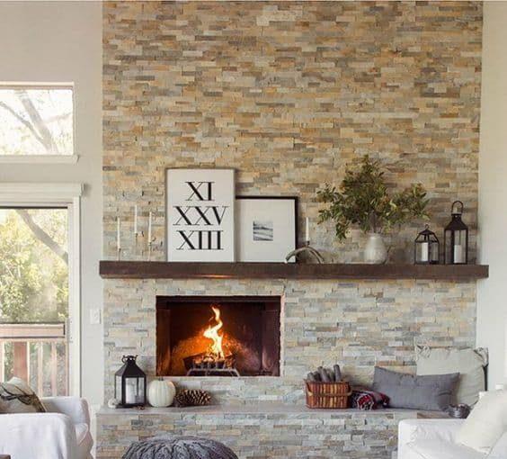 El ladrillo visto, el mejor contraste para crear un hogar decoracion-paredes Blog Decoracion