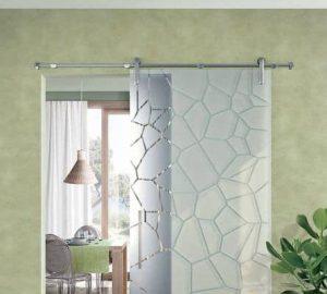 vidrio texturizado