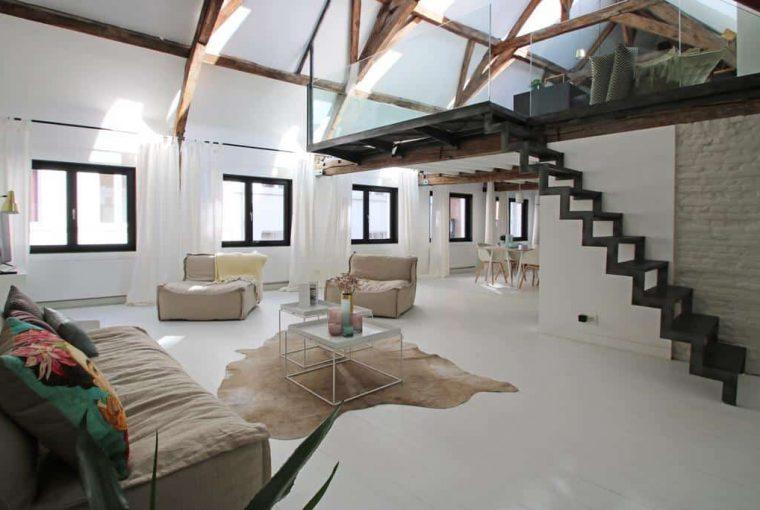 3 claves fundamentales para decorar un loft ideas-para-decorar, casas Blog Decoracion