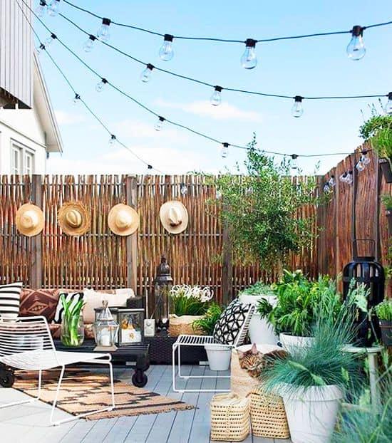 Consejos de decoración para disfrutar tu terraza decoracion-jardines Blog Decoracion