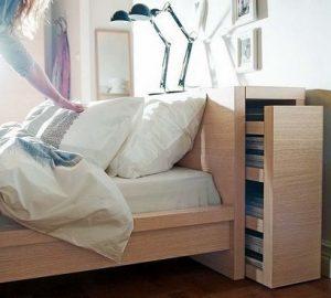 dormitorio pequeños almacenaje