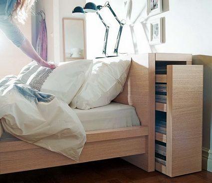 Soluciones para decorar dormitorios pequeños decoracion-dormitorios Blog Decoracion