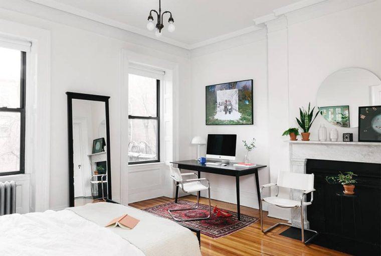 Mini piso en Nueva York: Vivir en 16 m2 casas Blog Decoracion