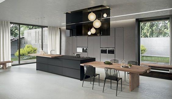 Inspiración: cocinas de madera decoracion-cocinas Blog Decoracion