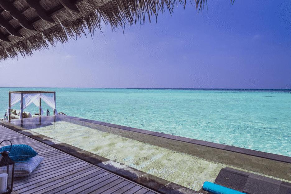 Hotel One & Only Reethi Rah en Maldivas