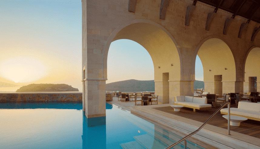 Hotel Blue Palace en Creta