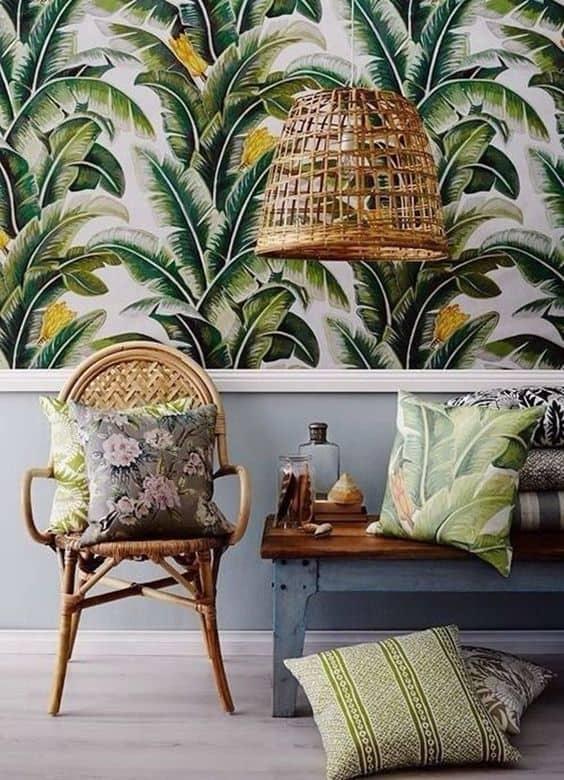 Ideas e inpiración para una decoración tropical en el salón ideas-para-decorar Blog Decoracion