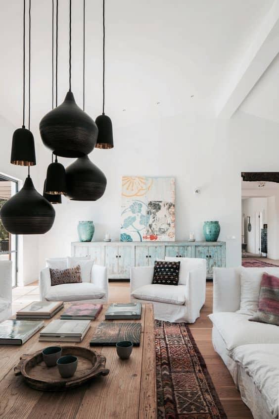 Cómo transformar el salón en 10 minutos decoracion-de-salones Blog Decoracion