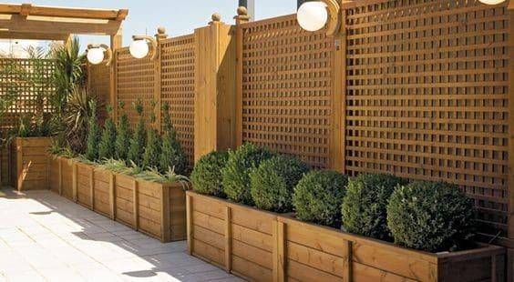 Descubre las jardineras de madera para tu jardín decoracion-jardines Blog Decoracion