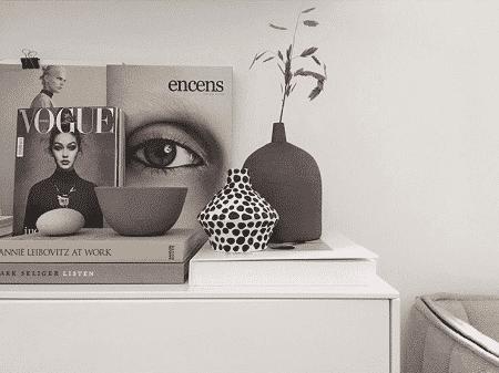 libros y revistas de moda