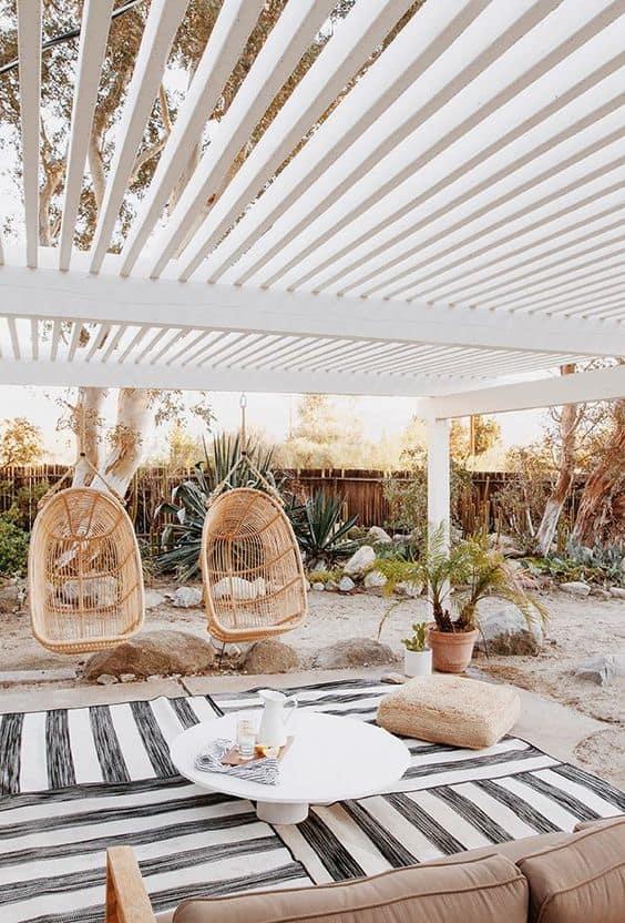 Terraza a la sombra: ideas para decorarla decoracion-jardines Blog Decoracion