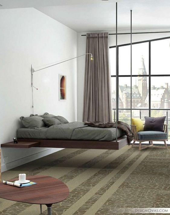 Dormitorios diferentes y atípicos: ¡Inspírate! decoracion-dormitorios Blog Decoracion