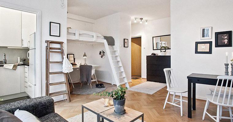 Consejos útiles de cómo optimizar un espacio pequeño