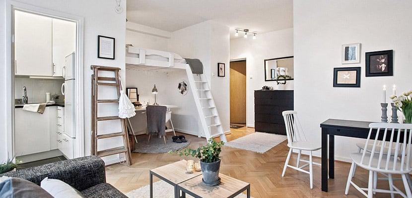 Consejos útiles de cómo optimizar un espacio pequeño ideas-para-decorar, casas Blog Decoracion