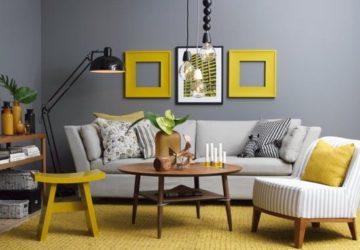 Anímate a decorar con amarillo, claves para aprovecharlo ideas-para-decorar Blog Decoracion