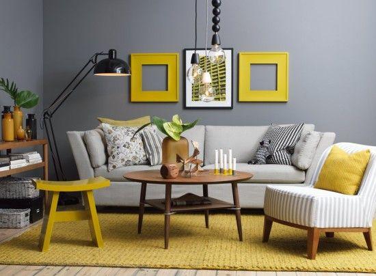 Anímate a decorar con amarillo, claves para aprovecharlo