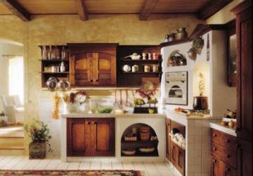 ¿Cómo darle un estilo rústico a la cocina? decoracion-cocinas Blog Decoracion