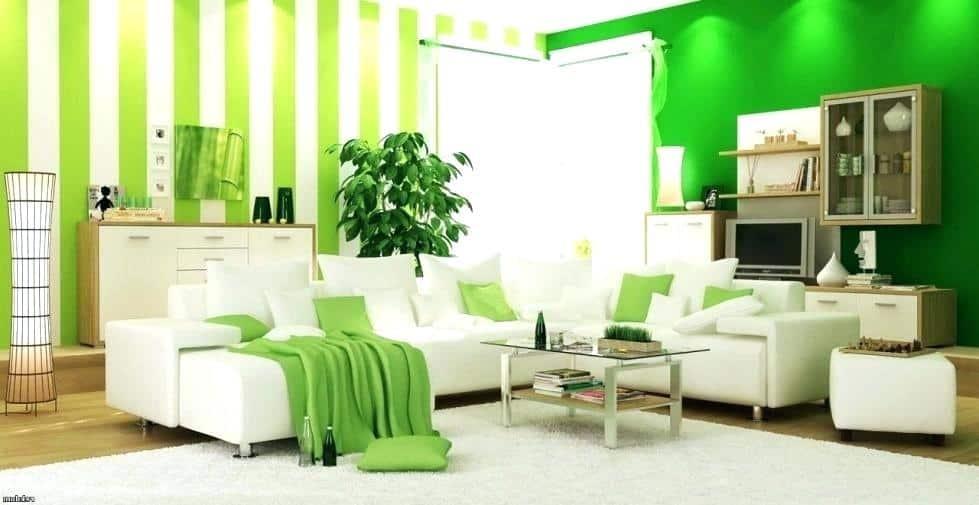 colores fríos verde