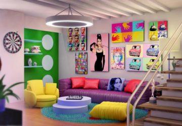 Todo sobre la decoración Pop Art proyectos-de-decpracion, ideas-para-decorar Blog Decoracion