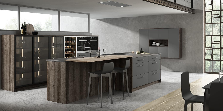Estas son las 3 últimas tendencias en la decoración de cocinas