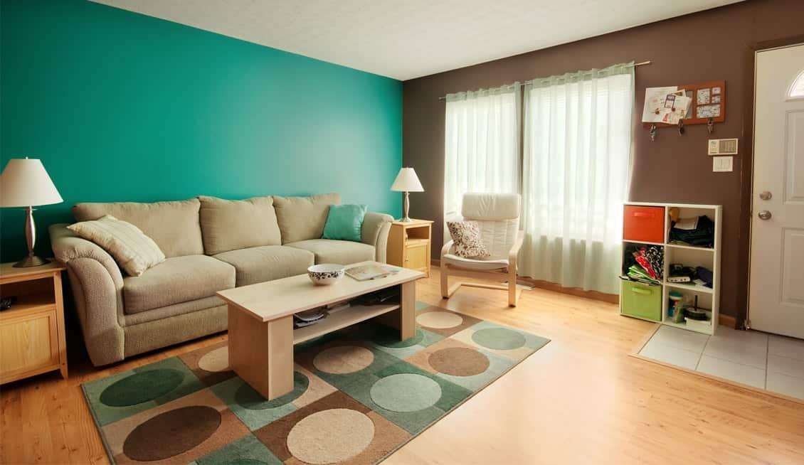 El color de las paredes: Cómo elegirlo