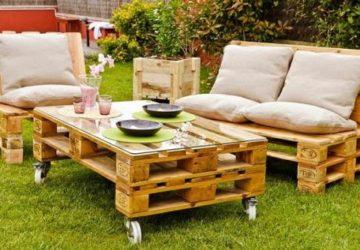 Cómo decorar el jardín con materiales reciclados decoracion-jardines Blog Decoracion