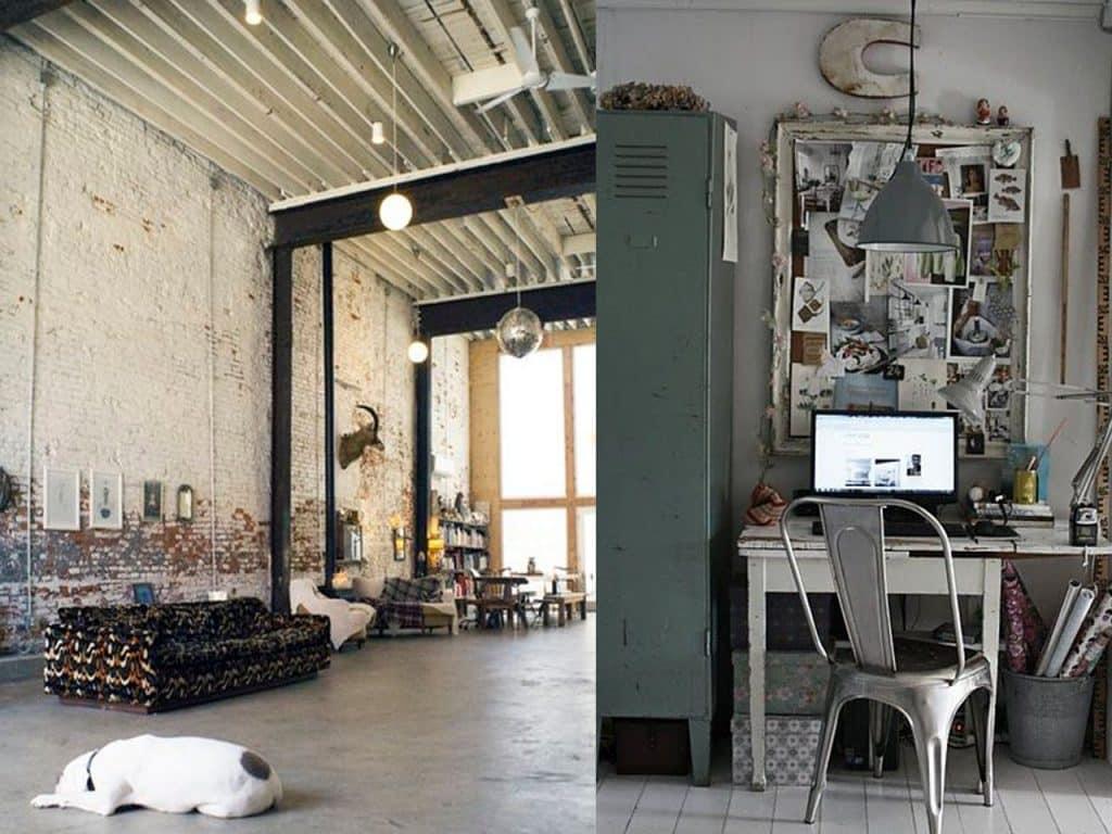 La belleza de la decoración industrial reside en los siguientes factores proyectos-de-decpracion Blog Decoracion