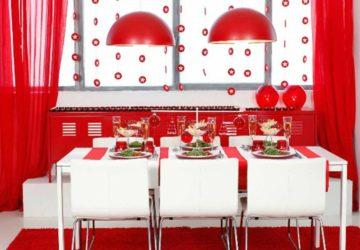 Qué debes tener en cuenta a la hora de decorar con rojo curiosidades-decoracion Blog Decoracion
