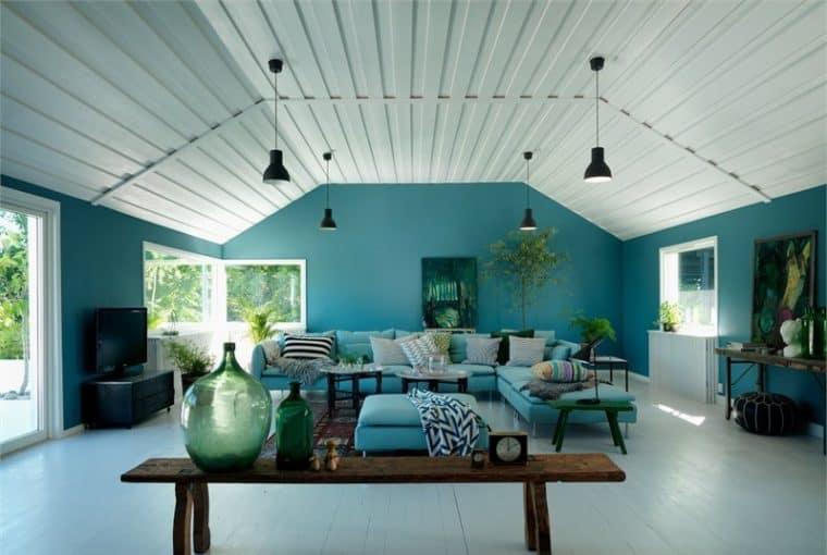 Cómo decorar un hogar demasiado grande y aprovechar su espacio casas Blog Decoracion