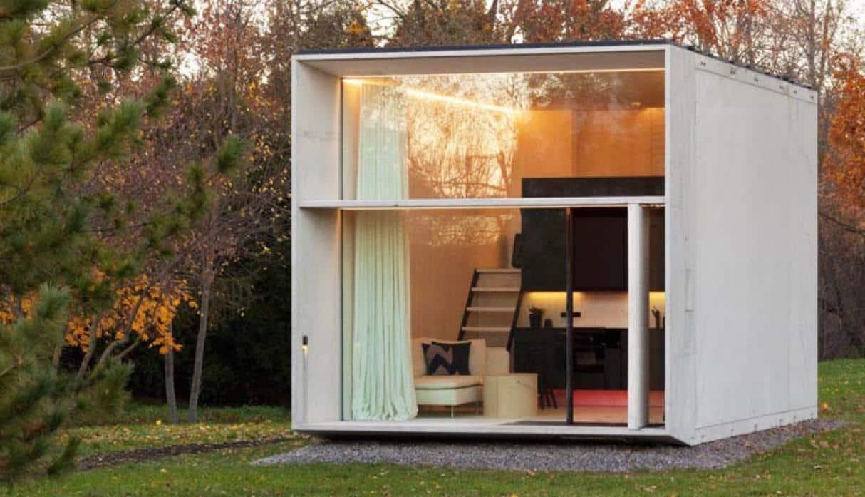 La tendencia de las mini casas para ahorrar dinero y como filosofía de vida