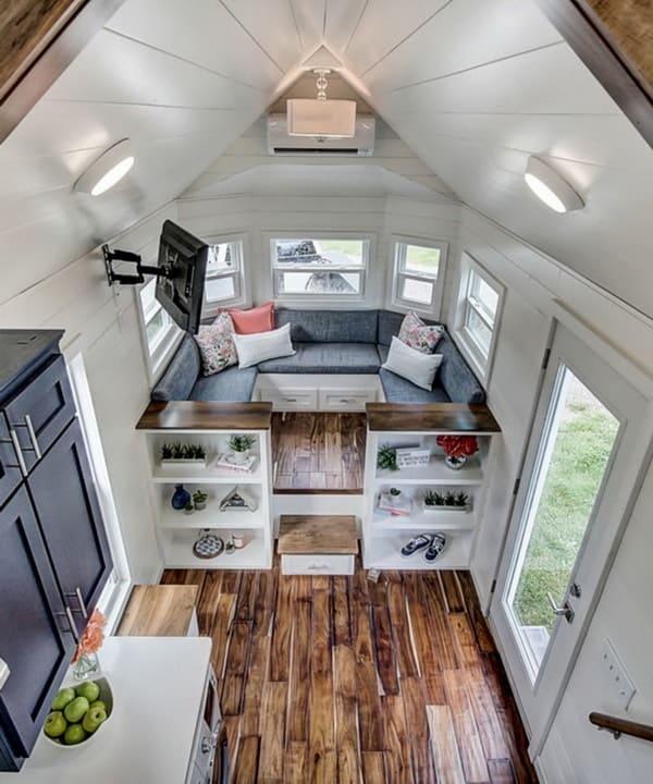 La tendencia de las mini casas para ahorrar dinero y como filosofía de vida proyectos-de-decpracion Blog Decoracion