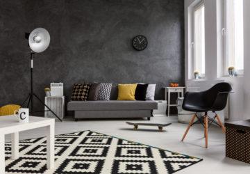 El desafío de decorar con negro ideas-para-decorar Blog Decoracion