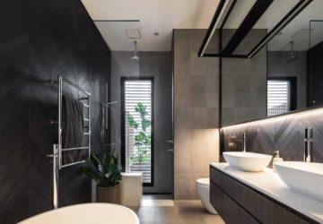 Baños de color negro para estar a la moda decorar-banos Blog Decoracion