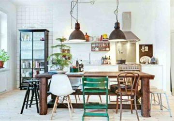 Tendencia original: Mezclar diferentes estilos de sillas en el comedor curiosidades-decoracion Blog Decoracion