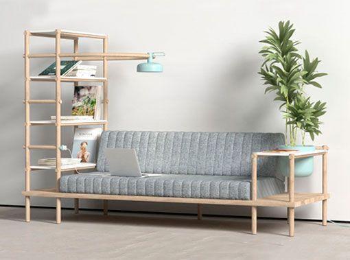 Descubre la solución para los espacios pequeños: Muebles multifuncionales ideas-para-decorar Blog Decoracion