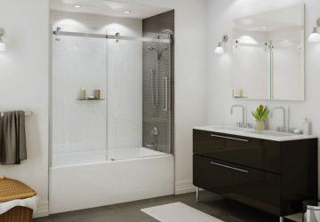Estilos de bañeras y mamparas que son tendencia decorar-banos Blog Decoracion