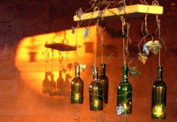 Cómo reutilizar botellas de vino para decorar curiosidades-decoracion Blog Decoracion