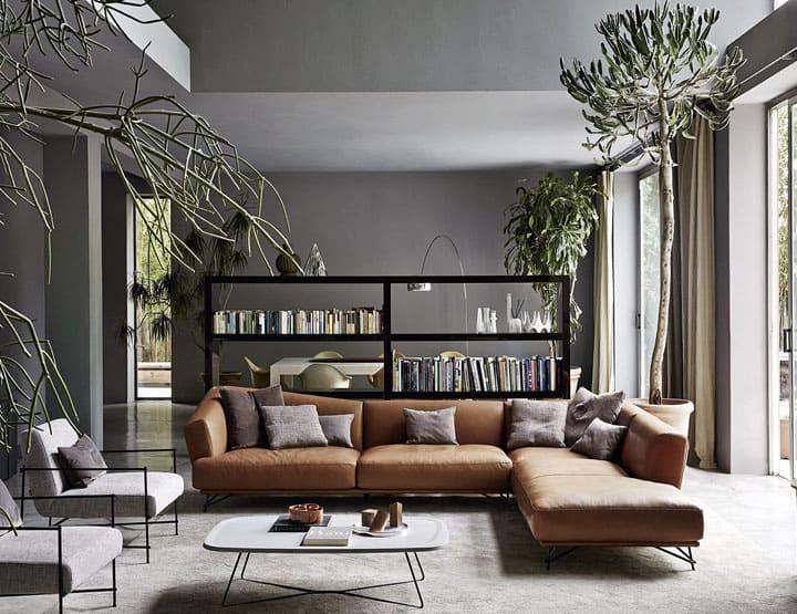 Anímate a la combinación del marrón con gris curiosidades-decoracion Blog Decoracion