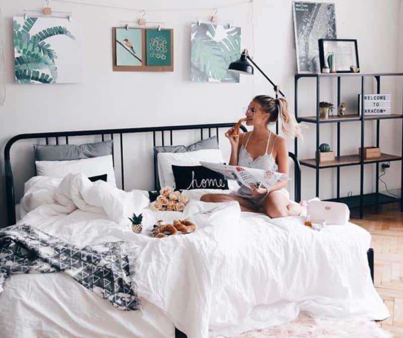 Decoración casual y a la moda para un cuarto juvenil decoracion-dormitorios Blog Decoracion