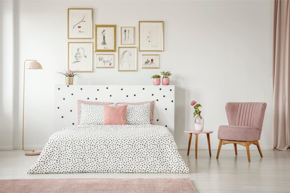 La libertad de decorar un dormitorio con las paredes blancas curiosidades-decoracion Blog Decoracion