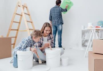 Aprovechar la cuarentena para llevar a cabo cambios en el hogar proyectos-de-decpracion Blog Decoracion