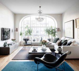 Cómo decorar un salón amplio decoracion-de-salones Blog Decoracion