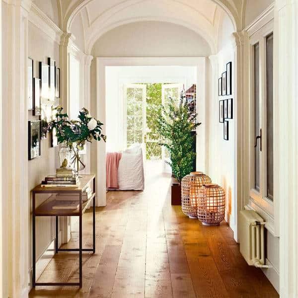 Cómo decorar un pasillo
