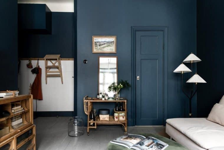 La tendencia del azul Prusia ideas-para-decorar Blog Decoracion