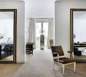 Espejos de gran tamaño para transformar un ambiente complementos-decoracion-2 Blog Decoracion