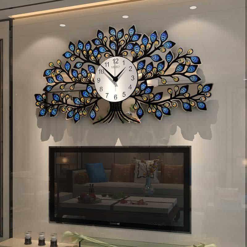 reloj para decorar